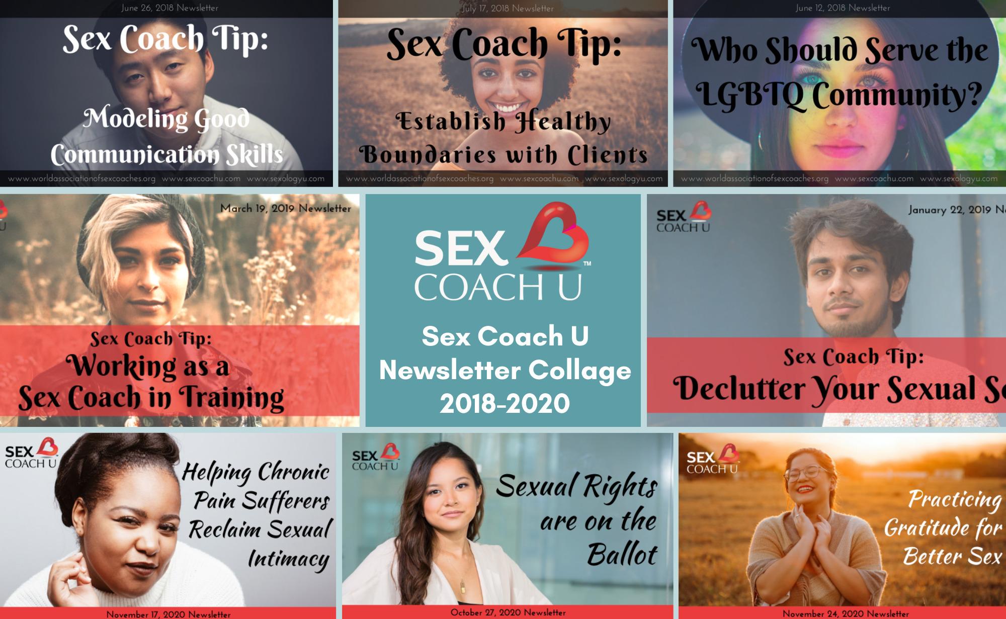 SCU magazine, Sex Coach U