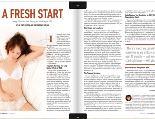 Dr. Patti & SCU Team Featured in SHE Magazine