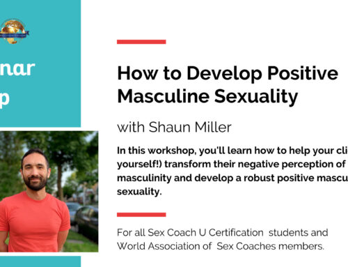 "Dr. Shaun Miller Presents ""Positive Masculinity"""