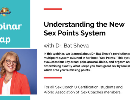 Dr. Bat Sheva Presented 'Understanding the New Sex Points System'